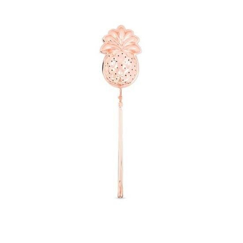 Pinky Up Rose Gold Pineapple Tea Infuser