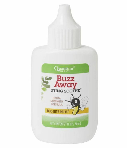 QUANTUM Buzz Away Sting Soothe Relief 1oz