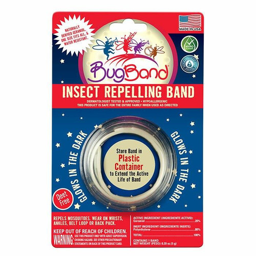 Bug Band BugBand Insect Repellent Band 1ct, Deet Free