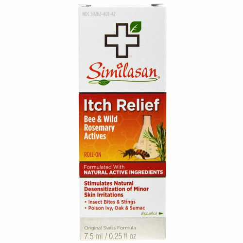 SIMILASAN Itch Relief Roll-On .25 oz