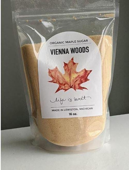 Vienna Woods Maple Organic Maple Sugar 16oz