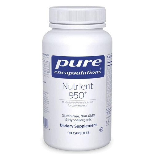 Pure Encapsulations Nutrient 950, 90Caps