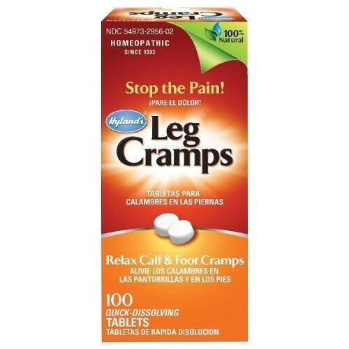 Hylands Leg Cramp 100 tab