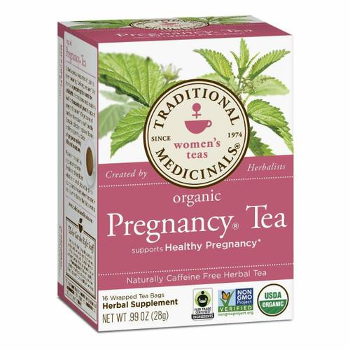 Traditional Medicinals Pregnancy Tea, Organic 16 Bags