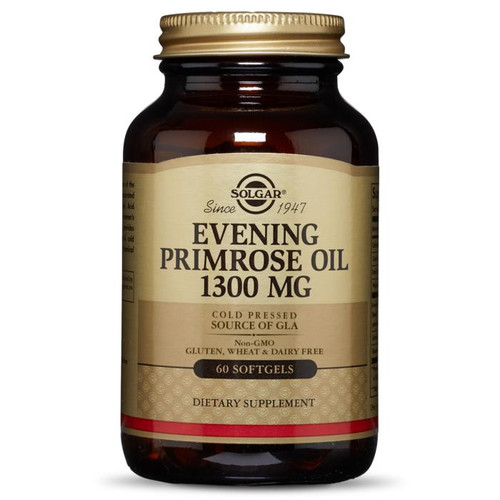 Solgar Evening Primrose Oil, 1300mg, 60ct