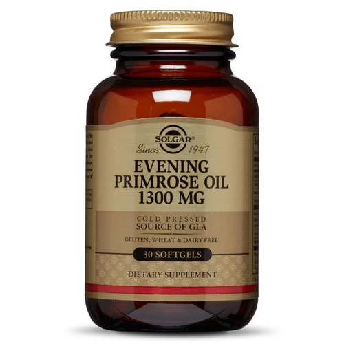 Solgar Evening Primrose Oil, 1300mg, 30ct