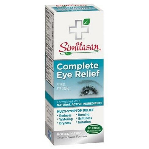 SIMILASAN Complete Eye Relief Drops .33 oz