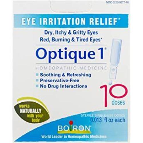 Boiron Optique 1 Eye Drops 10 dos