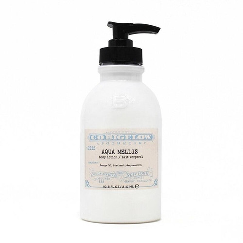 CO Bigelow Aqua Mellis Body Lotion, 10.5oz No.2022