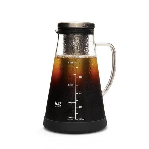 Ovalware RJ3 Cold Brew Maker, 1 Liter