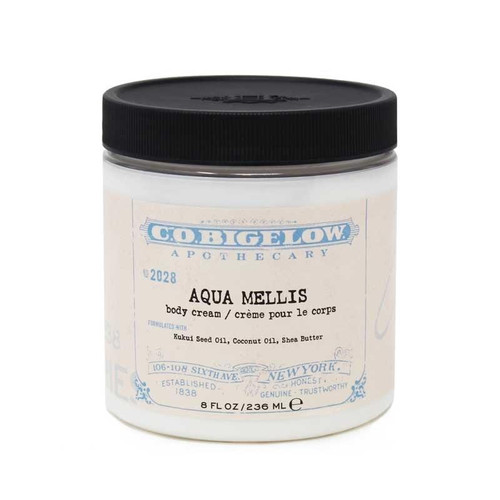 CO Bigelow Aqua Mellis Body Cream, 8oz No.2028