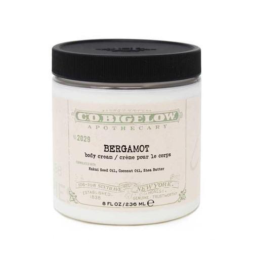 CO Bigelow Bergamot Body Cream, 8oz No 2029