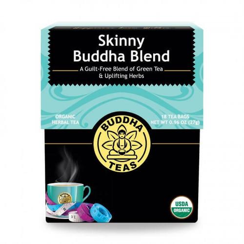 Buddha Teas Skinny Buddha Blend Tea 18 Bags, Organic