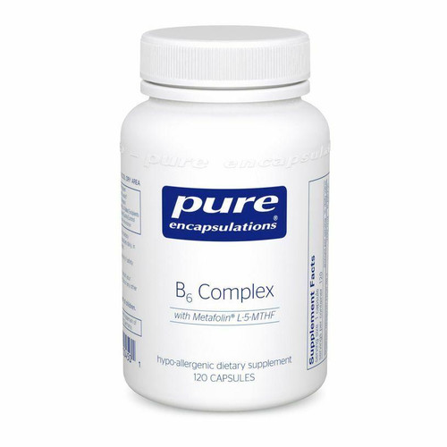Pure Encapsulations B6 Complex 120 ct