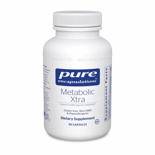 Pure Encapsulations Metabolic Xtra 90 ct