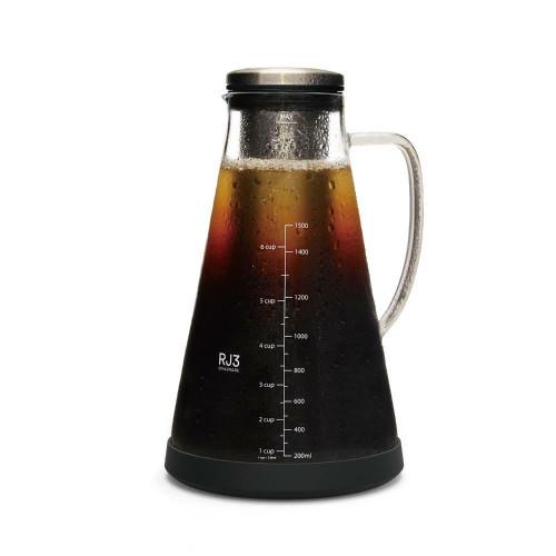Ovalware RJ3 Cold Brew Maker, 1.5 Liter