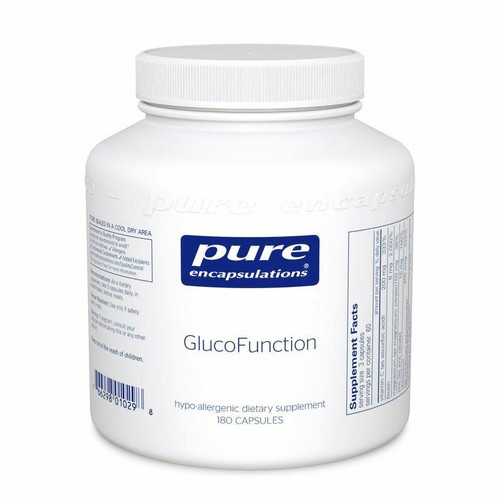 Pure Encapsulations GlucoFunction 180 ct