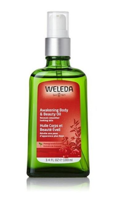 Weleda Awakening Body and Beauty Oil, 3.4 fl oz