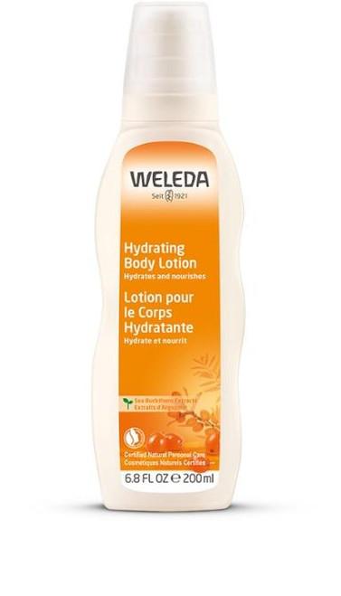 Weleda Hydrating Sea Buckthorn Body Lotion 6.8oz