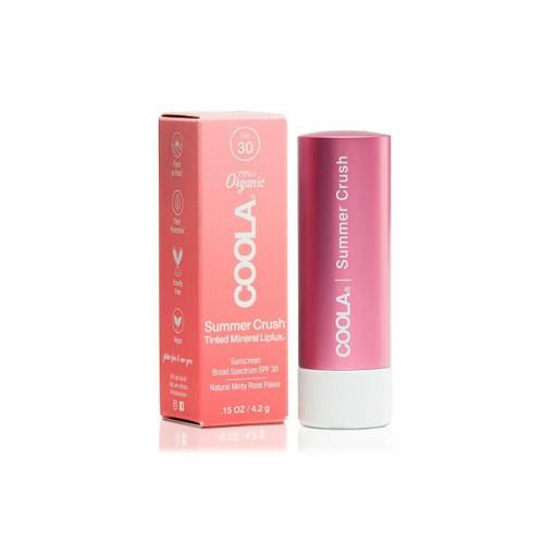 Coola SPF30 Mineral Liplux Lip Balm - Summer Crush