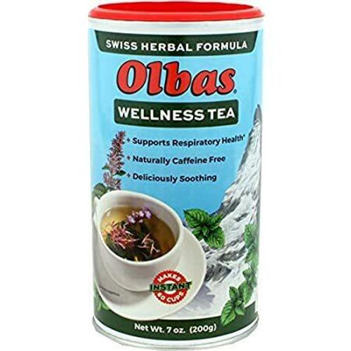 OLBAS HERBAL REMEDIES Wellness Tea, Swiss Herbal Formula 7 oz