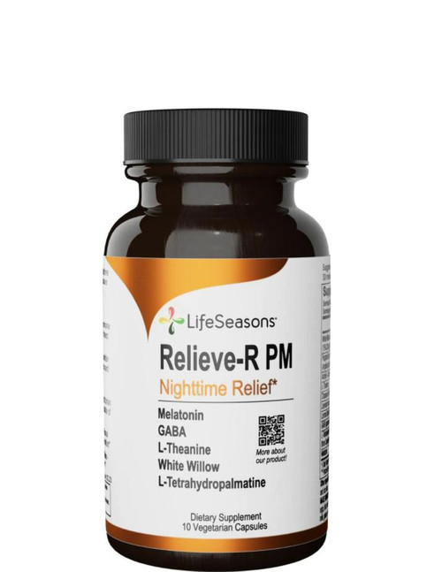 LifeSeasons Relieve-R PM trial size