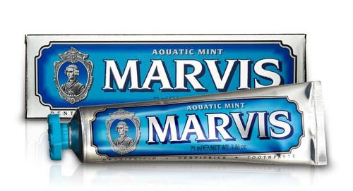 Marvis Aquatic Mint Toothpaste 75ml