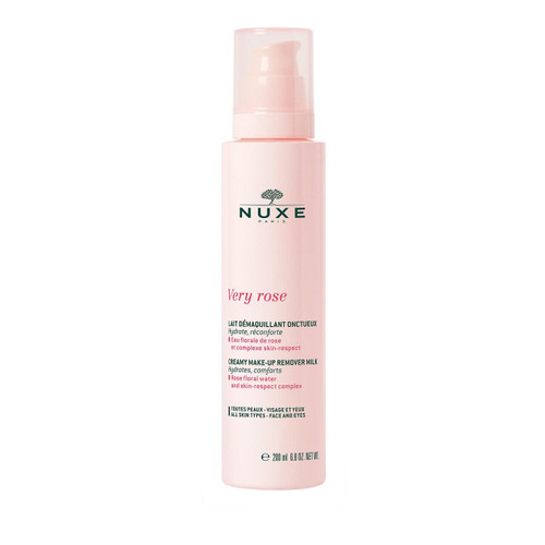 Nuxe Nuxe Very Rose Creamy Make-up Remover Milk 6.8 oz