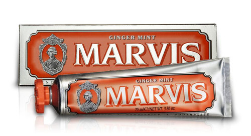 Marvis Ginger Mint Toothpaste 75ml
