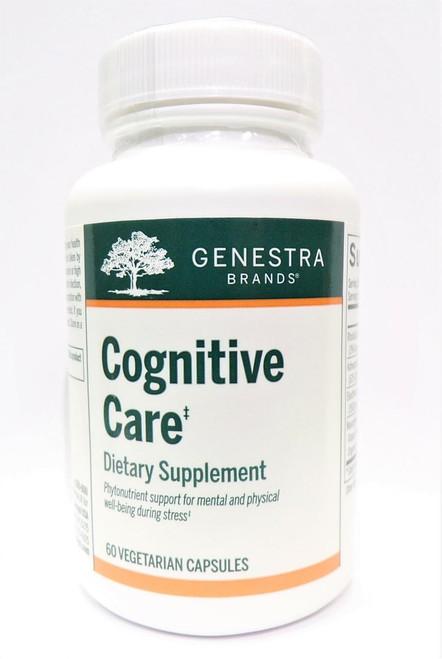 Genestra Brands Cognitive Care 60ct Capsules
