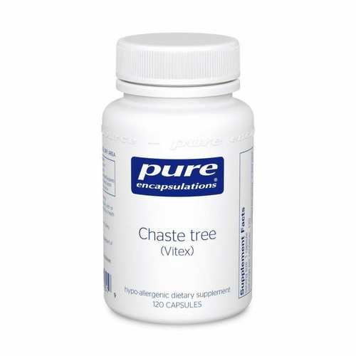 Pure Encapsulations Chaste Tree Vitex 60 ct