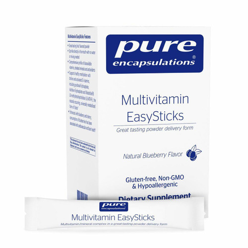 Pure Encapsulations Multivitamin EasySticks 30ct