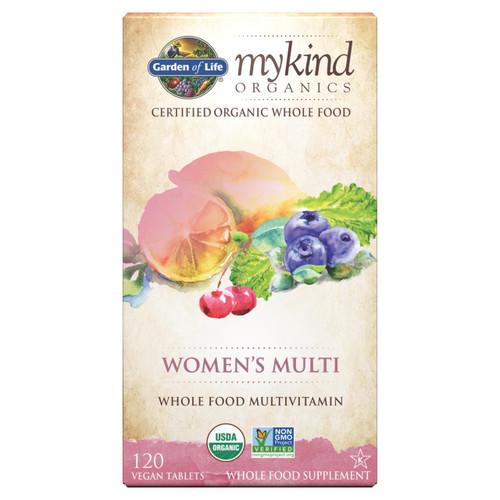 Garden Of Life Womens Multi 40, 120 vegan tabs