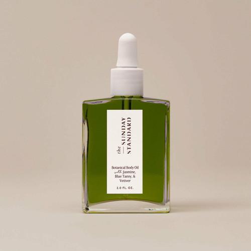 The Sunday Standard Botanical Body Oil, 2oz