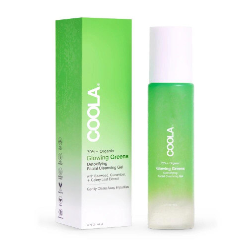 Coola Daily Greens Cleanser, 5oz