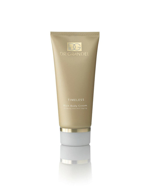 Dr Grandel Timeless Rich Body Cream 7oz tube- anti-aging body cream