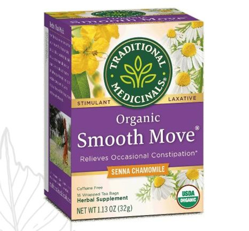 Traditional Medicinals Smooth Moves w/ Chamomile Herbal Tea