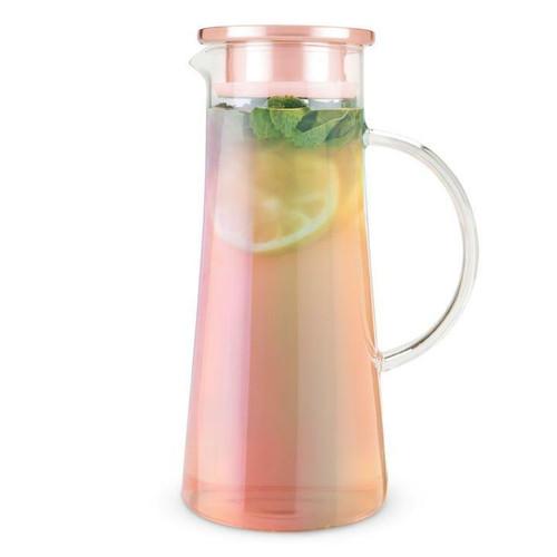 Pinky Up Glass Iced Tea Carafe, 48 oz - Charlie