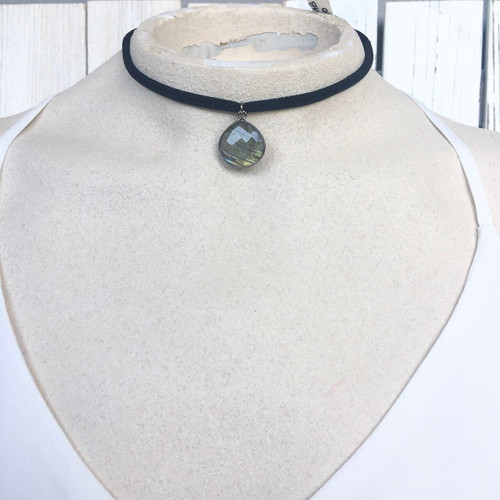 VBand Co Designs Stretchy Necklace C19007