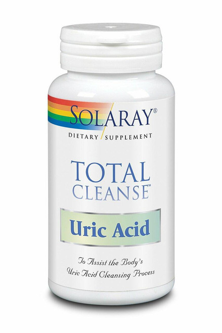 Solaray Total Cleanse Uric Acid 60ct