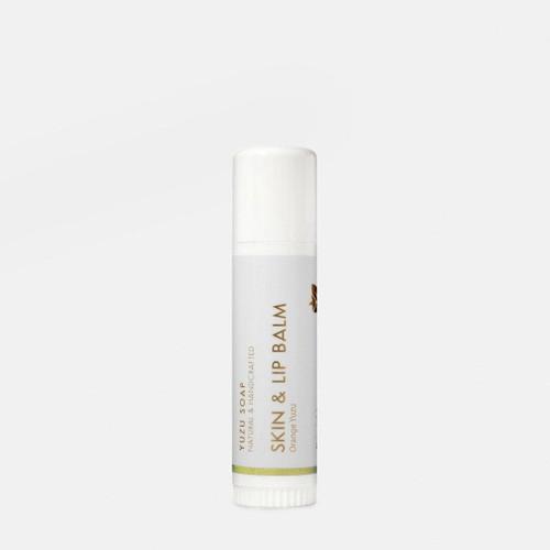 Yuzu Soap Orange Yuzu - Skin/Lip Balm Stick, 0.5 oz