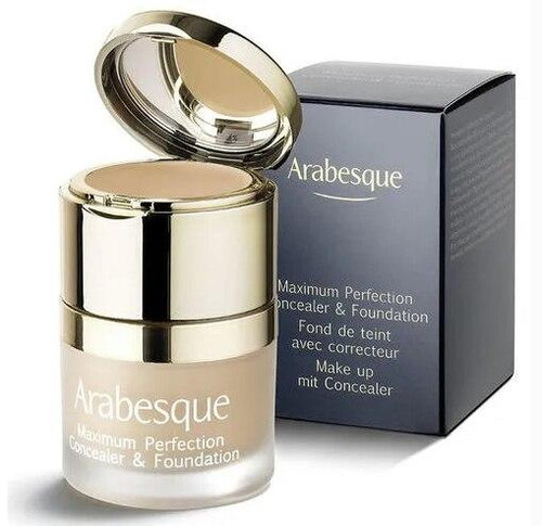 Arabesque Max Perfection Foundation #55