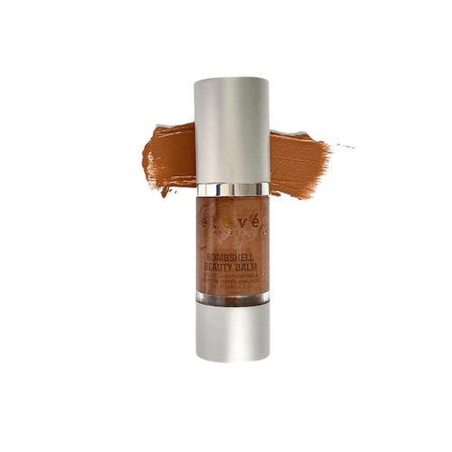 Eleve Cosmetics Bombshell Beauty Balm- Dark
