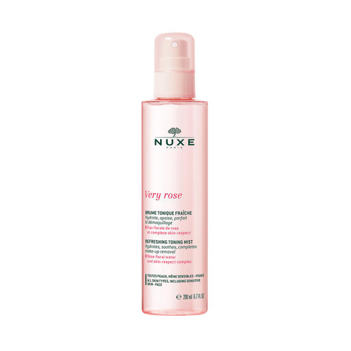 Nuxe Nuxe Very Rose Refreshing Toning Mist 6.7 fl oz