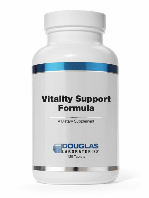 Douglas Laboratories Vitality Support Formula 120 Tab