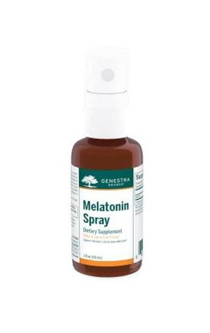 Genestra Brands Melatonin Spray 1oz 30ml