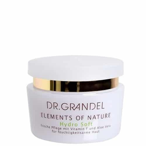 Dr Grandel Hydro Soft Cream 50ml Elements Of Nature