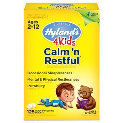 Hylands Calm and Restful For Kids