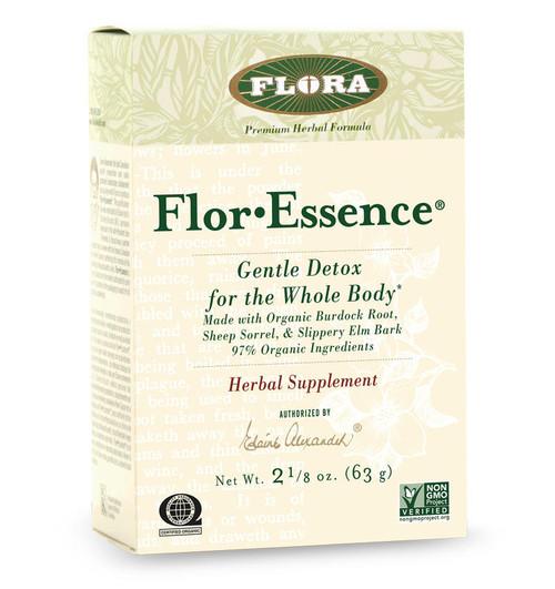 Flora Health Flor Essence Dry, Gentle Detox 2.2oz