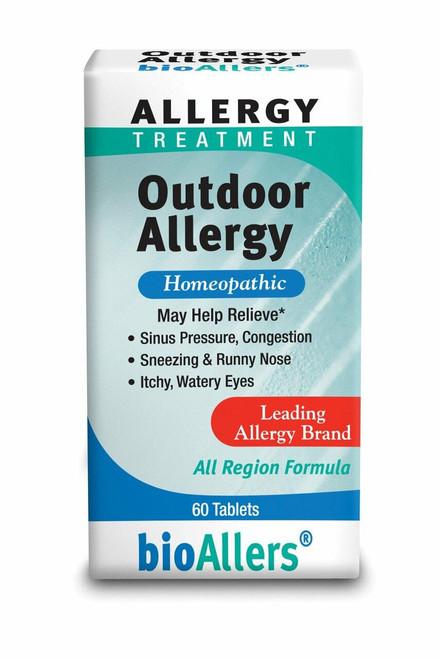 bioAllers Outdoor Allergy 60ct